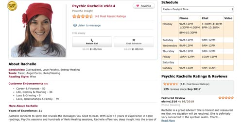 Bio of Psychic Source Readers