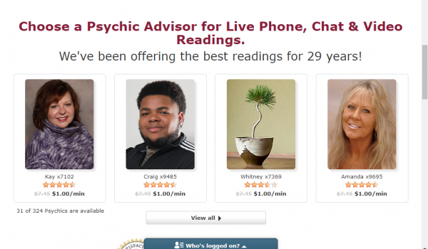 Best Psychic Source Advisors