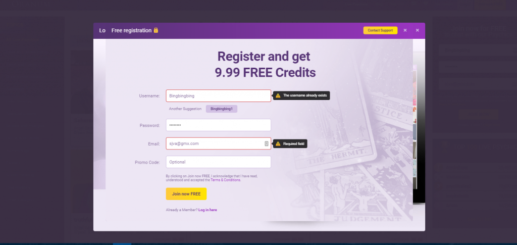 When I stumbled upon this page, I decided to sign up because I could get free  credits worth 9.99. I'll explain how the credits and payments work in a  bit, ...