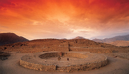 Caral: the oldest town in the New World - Eye Of The Psychic