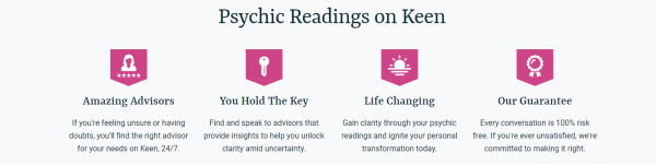 My Keen Psychics Review - Eye Of The Psychic