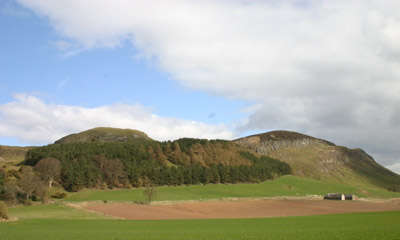 Dunsanine Hill, near Scone