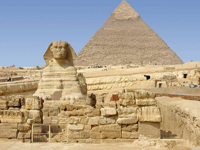 ... But back to Hawass and the Sphinx. The above operational framework was in evidence in April 2009 when Hawass reported u201cUnder my direction ... & The Egyptologist the Sphinx and the cover-up - Eye Of The Psychic